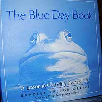 Blue Day Book