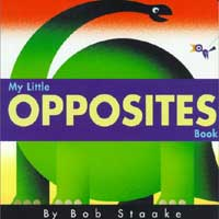 My Little Opposites Book