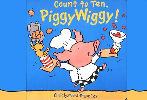 Count to 10 Piggy Wiggy