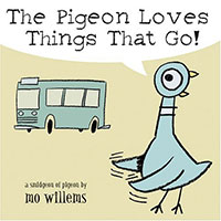 The Pigeon Loves Things That Go