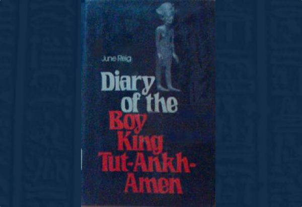 Diary of the Boy King Tutankhamen