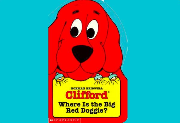 Where's the Big Red Doggie?