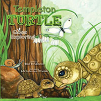Templeton Turtle Goes Exploring