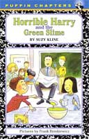 Horrible Harry and the Green Slime (link goes to Amazon)