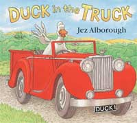 Duck in a Truck (Link goes to Amazon)