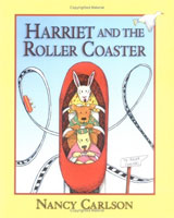 Harriet and the Roller Coaster (Link goes to Amazon)