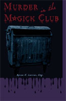 Murder in the Magick Club (Link goes to Amazon)