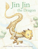 Jin Jin the Dragon (Link goes to Powells)