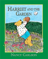 Harriet and the Garden cover art (Link goes to Powells)