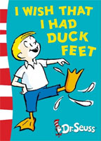 I Wish That I Had Duck Feet cover art (Link goes to Powells)