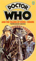 Doctor Who and the Talons of Weng Chiang cover art (Link goes to Powells)