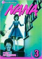 Nana Volume 3  cover art (Link goes to Powells)