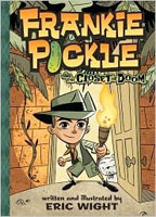 Frankie Pickle and the Closet of Doom cover art (Link goes to Powells)