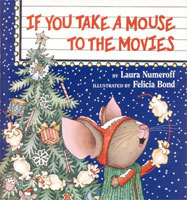 If You Take a Mouse to the Movies  cover art (Link goes to Powells)