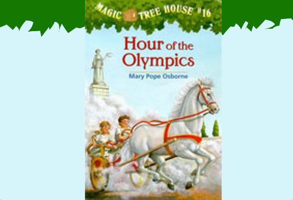 Hour of the Olympics cover art (Link goes to Powells)