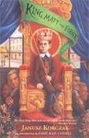 King Matt the First cover art (Link goes to Powells)