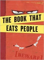 The Book That Eats People  cover art (Link goes to Powells)