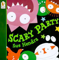 Scary Party cover art (Link goes to Powells)