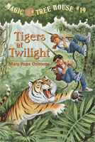 Tigers at Twilight cover art (Link goes to Powells)