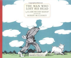 The Man Who Lost His Head cover art (Link goes to Powells)