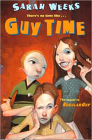 Guy Time cover art (Link goes to Powells)