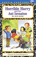 Horrible Harry and the Ant Invasion cover art (Link goes to Powells)