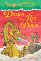 Dragon of the Red Dawn cover art (Link goes to Powells)