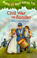 Civil War on Sunday cover art (Link goes to Powells)