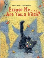 Excuse Me... Are You a Witch? cover art (Link goes to Powells)