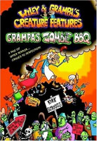Grampa's Zombie BBQ cover art (Link goes to Powells)
