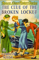 The Clue of the Broken Locket  cover art (Link goes to Powells)