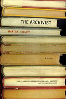 The Archivist  cover art (Link goes to Powells)