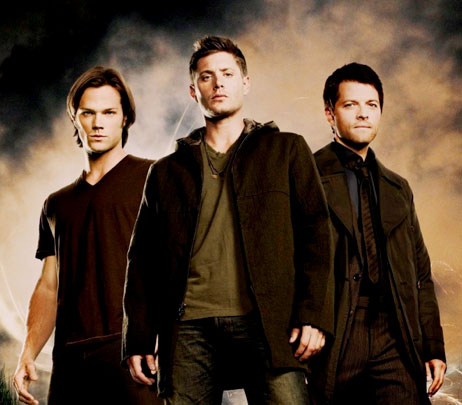 All the help the characters in Angelology need. (Sam and Dean Winchester and Castiel)