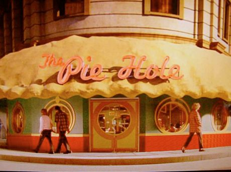 The Pie Hole from Pushing Daisies