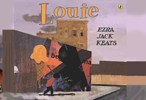 Louie by Ezra Jack Keats is about a boy who is another member of the gang of kids who play with Peter