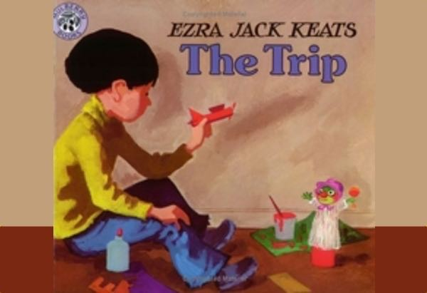 The Trip by Ezra Jack Keats: Louie and his mother have moved to a different neighborhood and it's Halloween night.