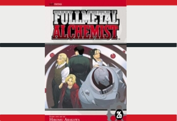 Fullmetal Alchemist 26 by Hiromu Arakawa: This volume is mostly fighting.
