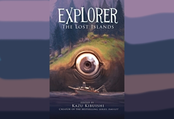 Explorer 2: The Lost Islands by Kazu Kibuishi: My favorite of the set is the collaboration between Raina Telgemeier and Dave Roman in which a girl is stranded on an island.