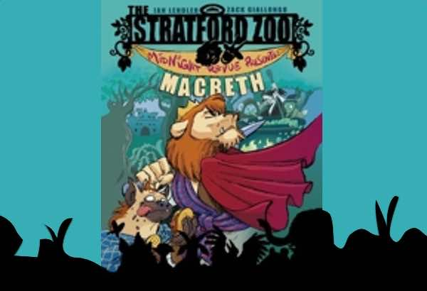 The Stratford Zoo Midnight Revue Presents Macbeth: The humor is on point plot-wise and outlandish at the same time (as a good parody should be).