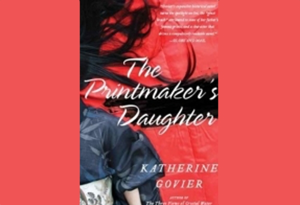 The Printmaker's Daughter by Katherine Govier: is set in 19th century Edo..
