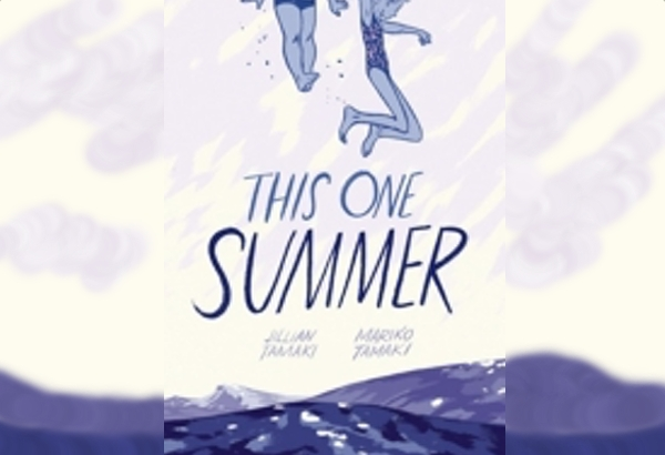 This One Summer by Mariko Tamaki is a graphic novel about a strained family trip.