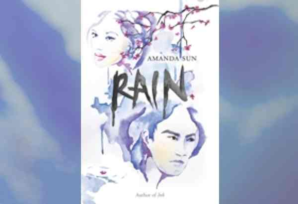 Rain by Amanda Sun: Katie Greene has decided to stay until she can sort things out with her kami friends.