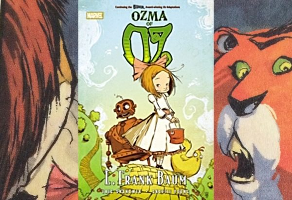 Oz: Ozma of Oz by Eric Shanower: It's all about Bill.