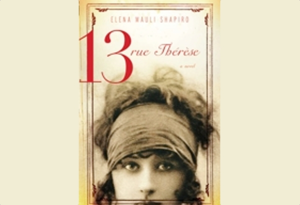13 rue Thérèse by Elena Mauli Shapiro is the story of a man brought into study a box of mementos collected through both world wars.