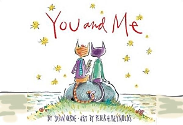 You and Me by Susan Verde is a story of friendship and how bad luck can really be good luck.