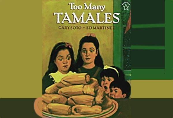 Too Many Tamales by Gary Soto: Don't wear jewelry while cooking.