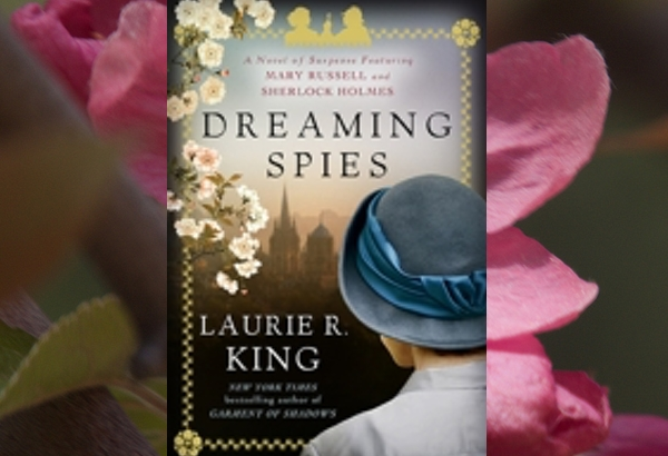 Dreaming Spies by Laurie R. King: Russell and Sherlock go to Japan.