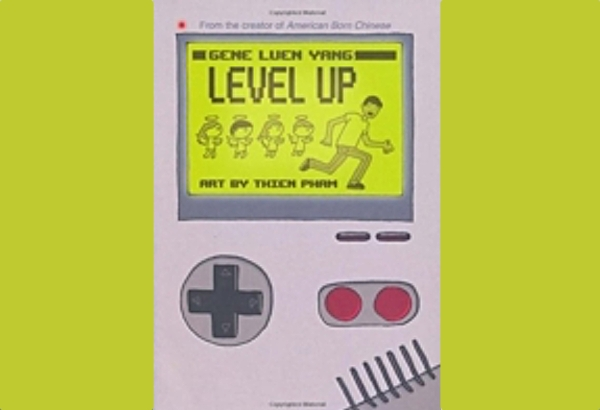 Level Up by Gene Luen Yang: Helicopter parenting from beyond the grave.