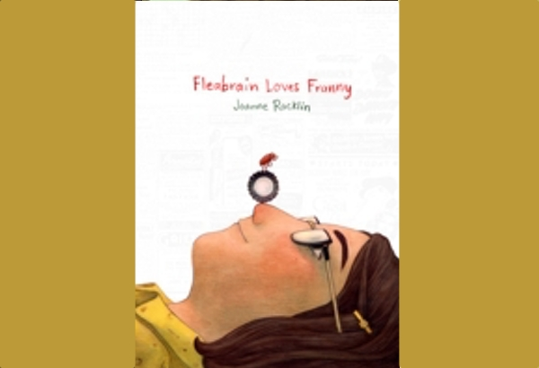 Fleabrain Loves Franny by Joanne Rocklin: Franny has to live with the reality of just missing a vaccine that could have prevented the disease that has so disrupted her life.
