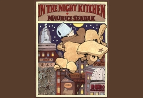 In the Night Kitchen by Maurice Sendak: An oft-banned book, controversial not for its message but for its nudity.
